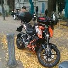 Profile picture of まだまだ乗ります KTM DUKE 200